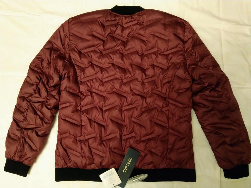 """Стёганная мужская куртка - """"Supidol"""" - Фото 3"""