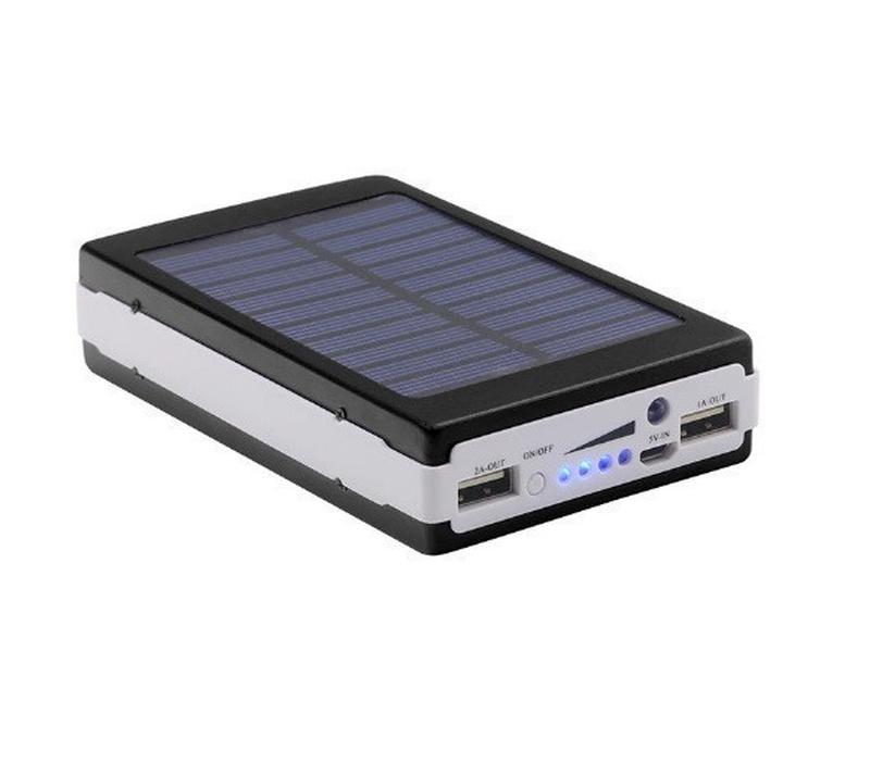 Power Bank powerbank 50000 mAh Solar LED | Повер Банк LED |