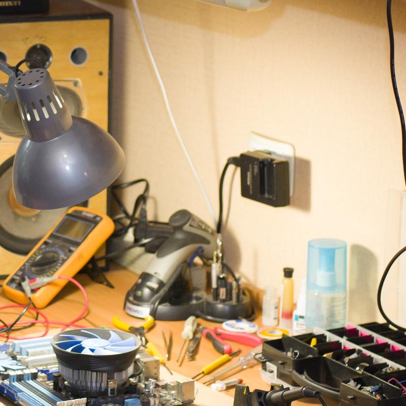 Ремонт и обслуживание компьютеров в Николаеве
