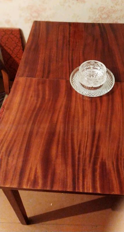 Стол обеденный,раздвижной,деревянный - Фото 6