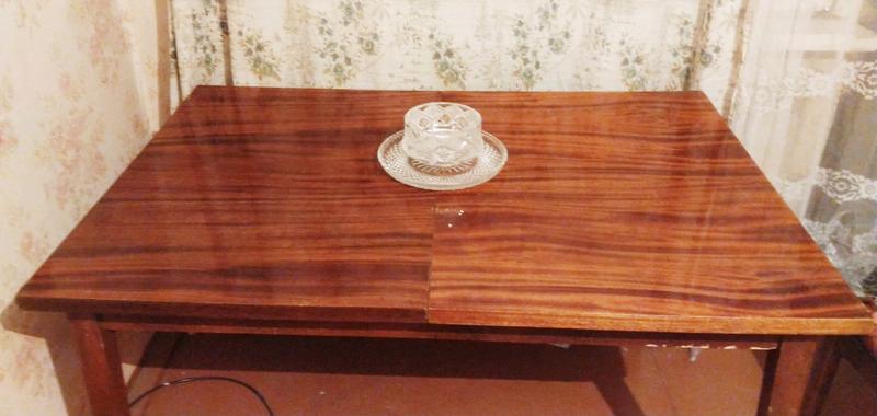 Стол обеденный,раздвижной,деревянный - Фото 8