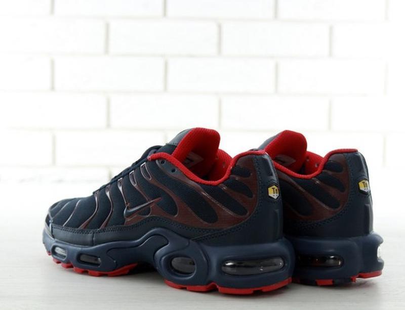Мужские кроссовки найк nike air max plus - Фото 8