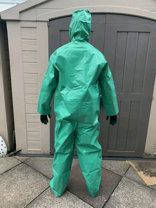 Химический костюм Sioen Chemtex chemical protection - Фото 2