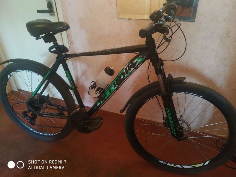 Велосипед алюминиевый горный Optima
