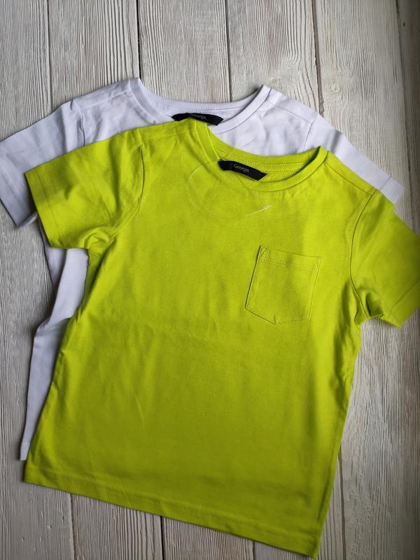 Футболка набор футболок 2 шт george