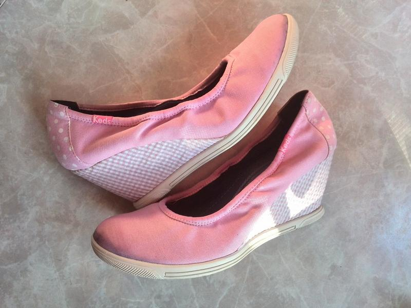 Keds туфли