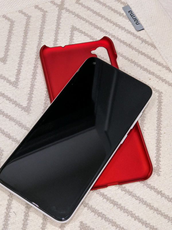 Смартфон Samsung A11, 2/32 белый - Фото 2