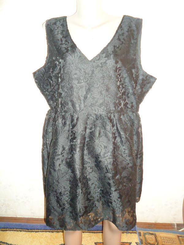 Платье р56-58