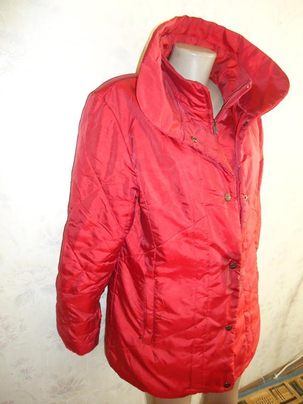 Куртка осень р48-50