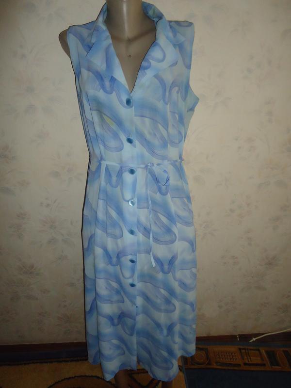Платье -сарафан р52