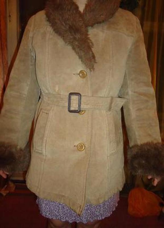 Куртка кожа р48-50