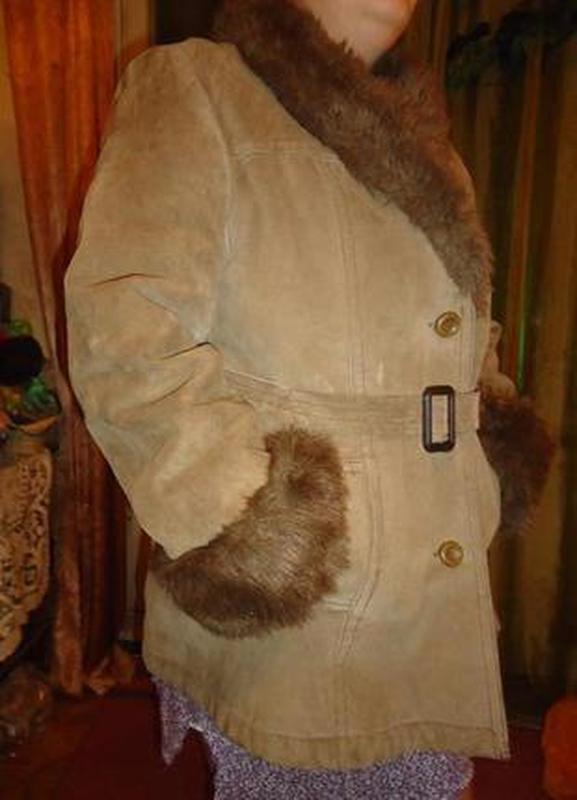 Куртка кожа р48-50 - Фото 2
