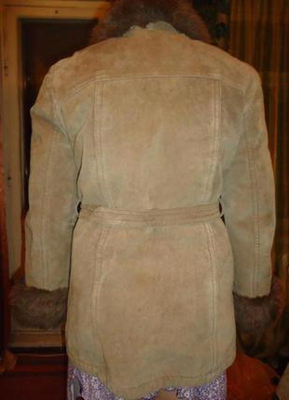 Куртка кожа р48-50 - Фото 3