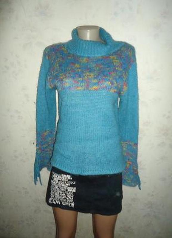 Водолазка-свитер