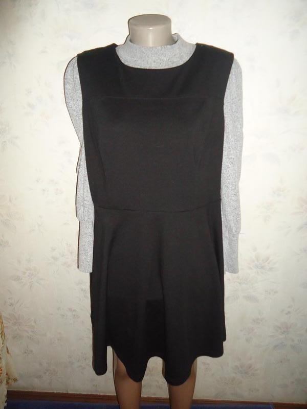 Платье сарафан р48-50