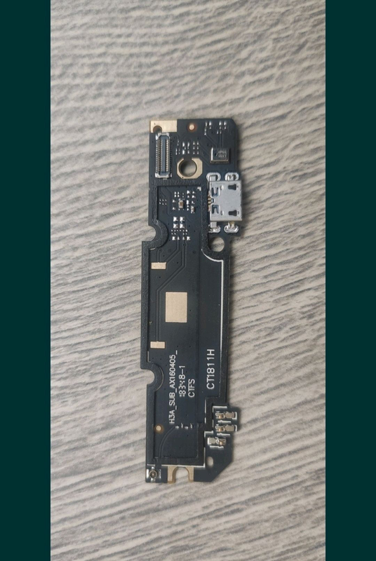 Xiaomi Redmi Note 3 плата micro USB - Фото 3