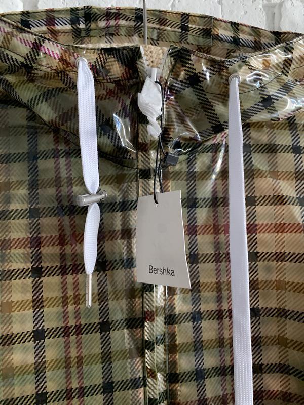 Дождевик куртка - Фото 4