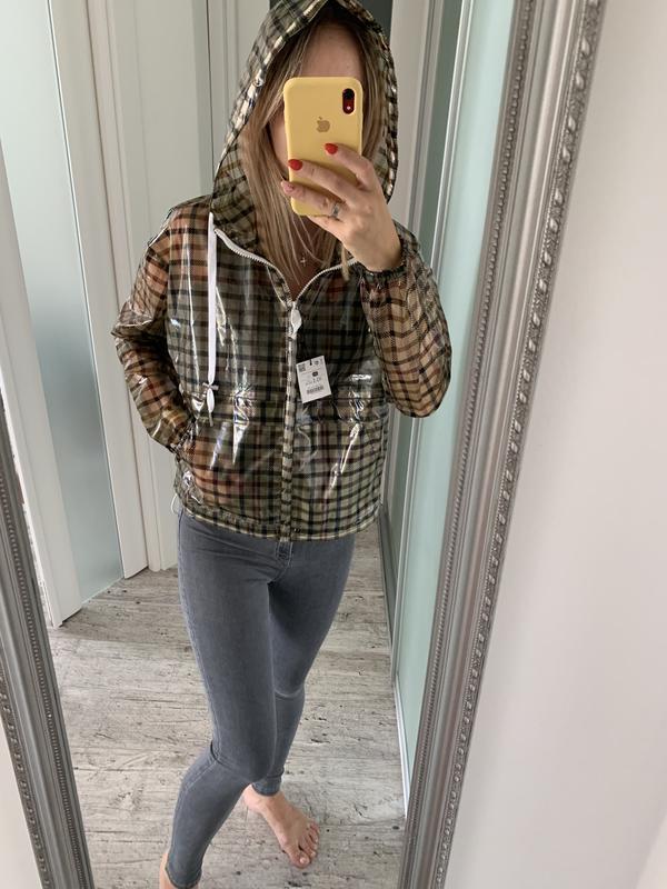 Дождевик куртка - Фото 10