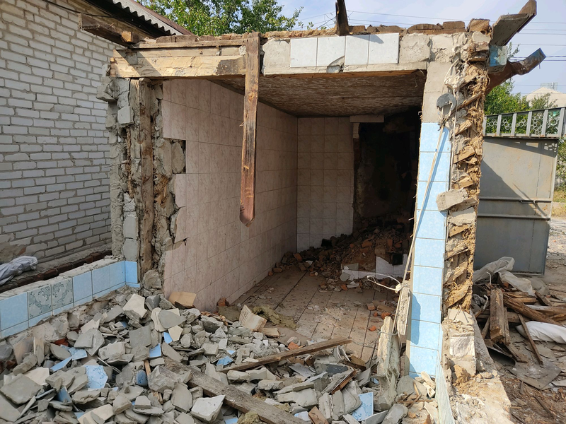 Демонтажные работы.Снос зданий, перегородок.Грузчики - Фото 5