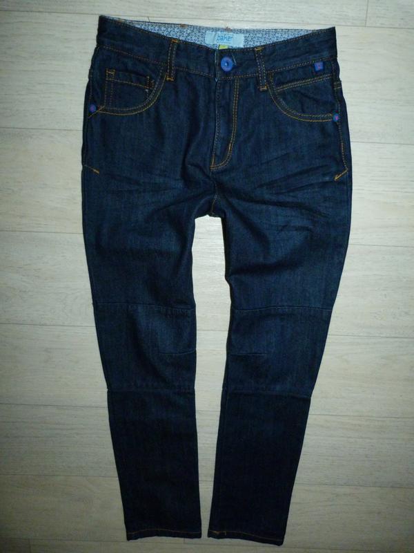 Темно-синие джинсы baker 9 лет