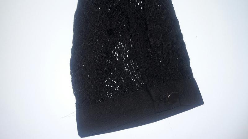 Гепюровая ажурная блузка р.м - Фото 5