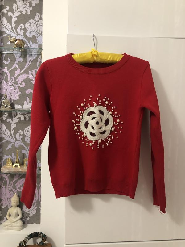 Кофта свитер 11-12 лет