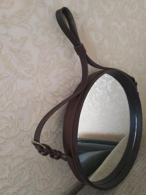 Зеркало круглое - Фото 3