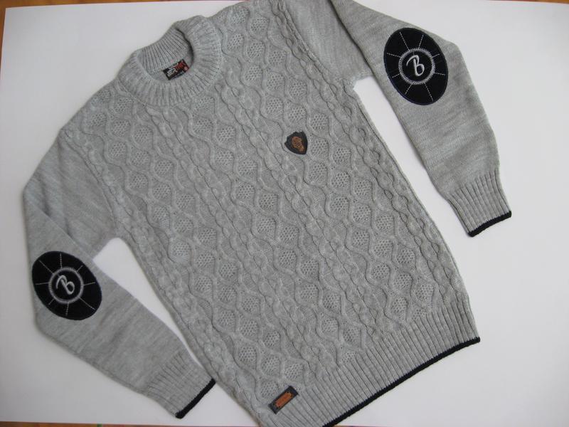 Джемпер, свитер мальчику р.140-164.