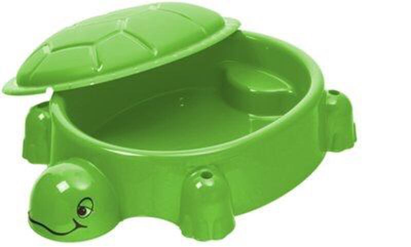 Песочница бассейн черепашка с крышкой StarPlay