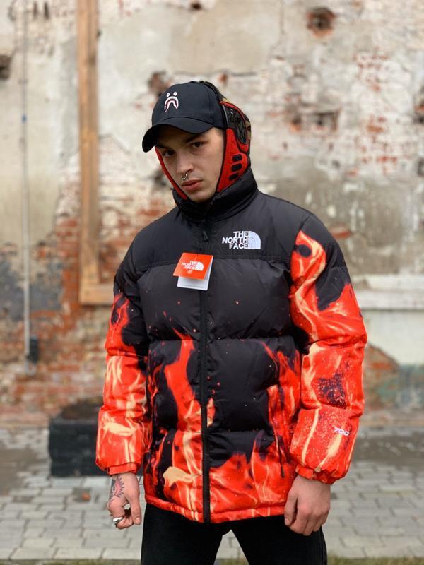 Куртка зимняя пуховик - Фото 4