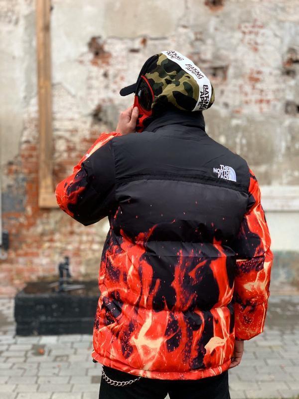 Куртка зимняя пуховик - Фото 5