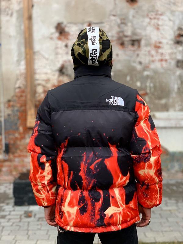 Куртка зимняя пуховик - Фото 6