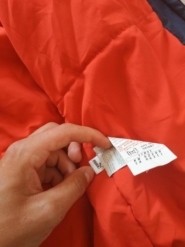 Куртка puma - Фото 4