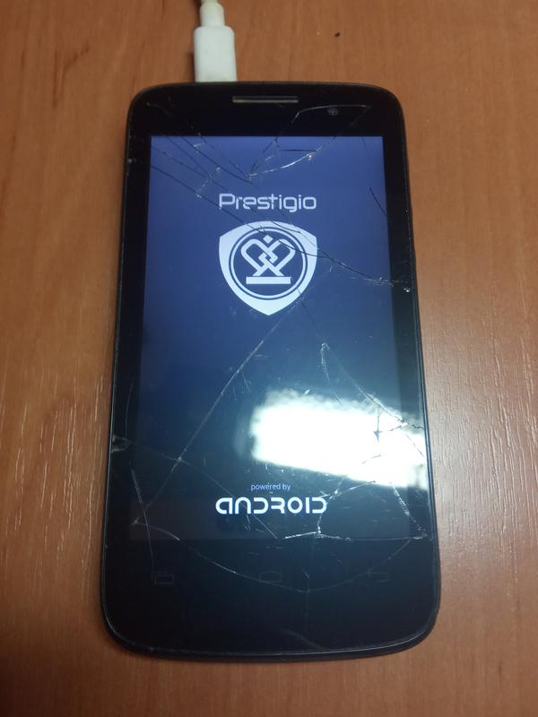 Продам телефон Prestigio 3404 под восстановления