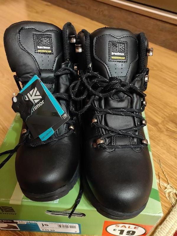 Ботинки Kerrimor ksb skido на мальчика - Фото 2