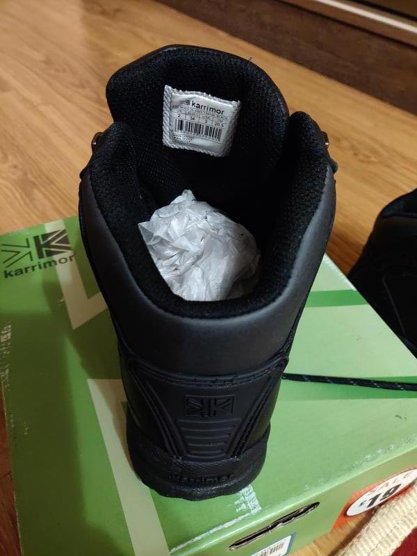 Ботинки Kerrimor ksb skido на мальчика - Фото 5