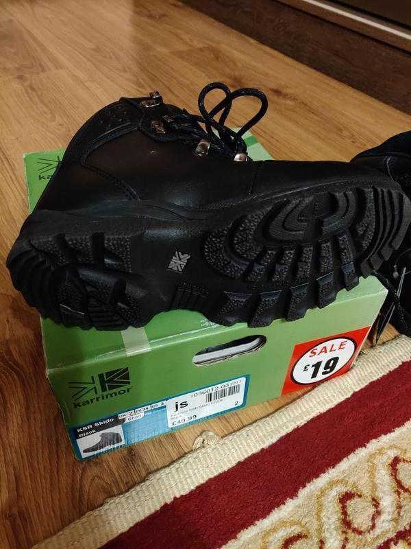 Ботинки Kerrimor ksb skido на мальчика - Фото 7