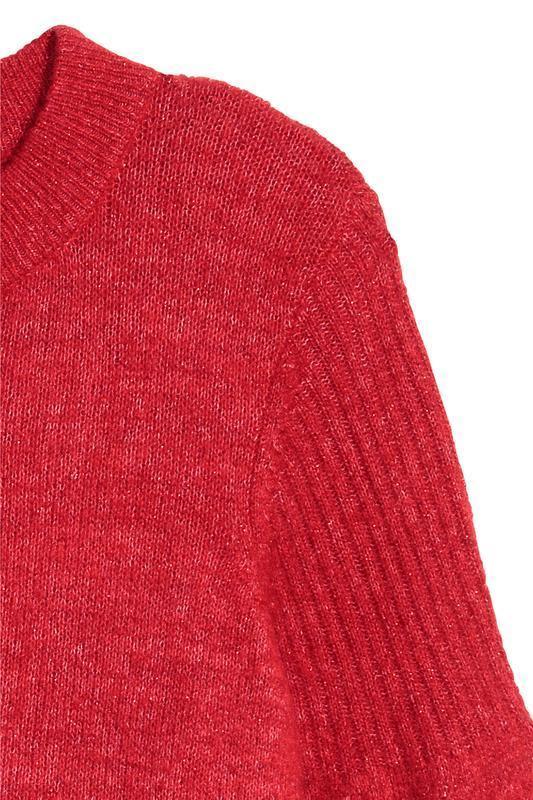 Джемпер из смесовой шерсти h&m - Фото 3