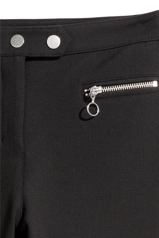 Брюки стретч h&m размеры 36,38 - Фото 4