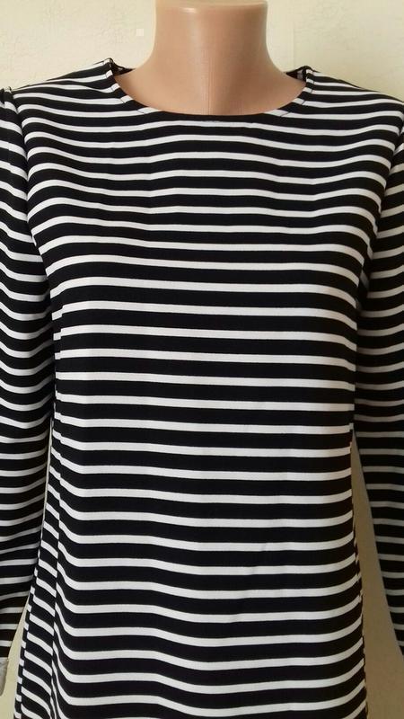 Платье в полоску boohoo - Фото 2