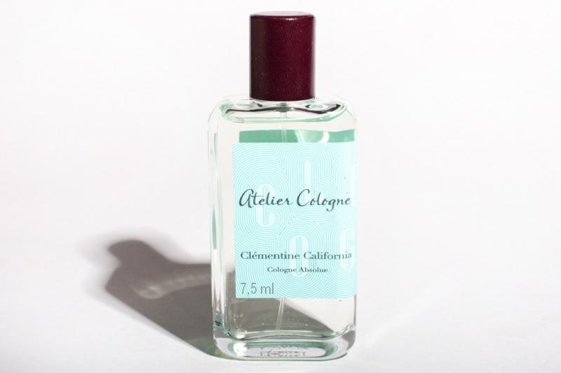 Atelier cologne _clementine california_original mini 7,5 мл \ ...