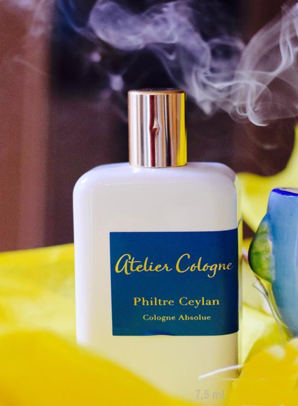 Atelier cologne_ philtre ceylan_original mini  7,5 мл \ миниат...