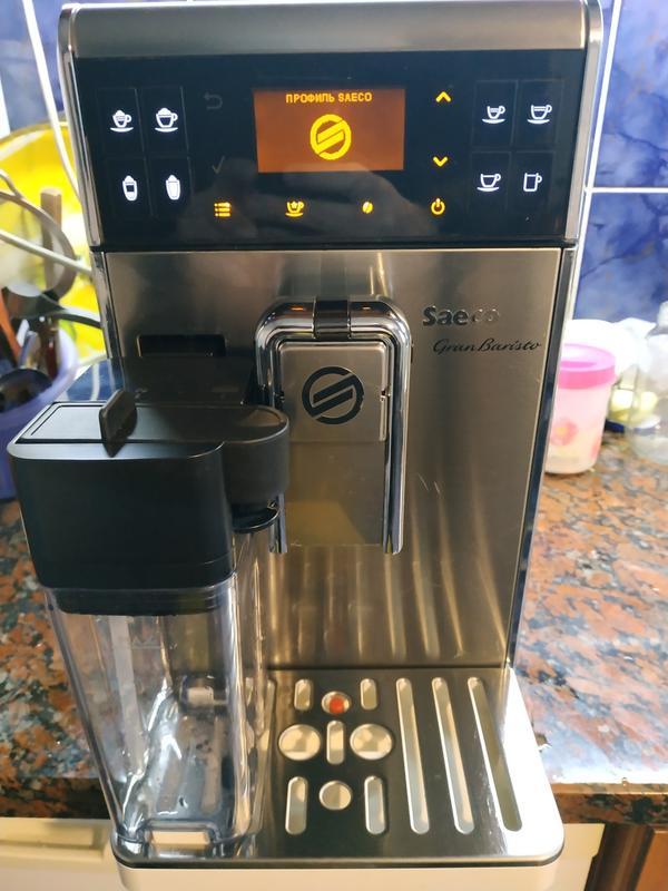 Кавоварка (кофемашина) Saeco Gran Baristo HD8966