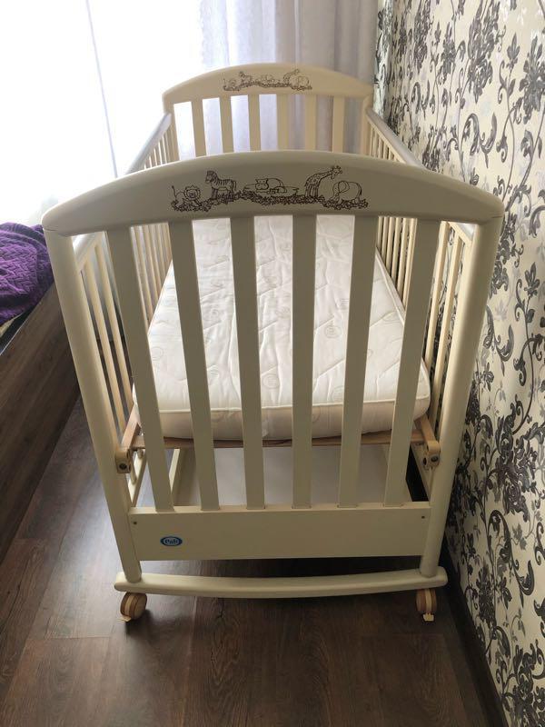 Дитяча кроватка PALI