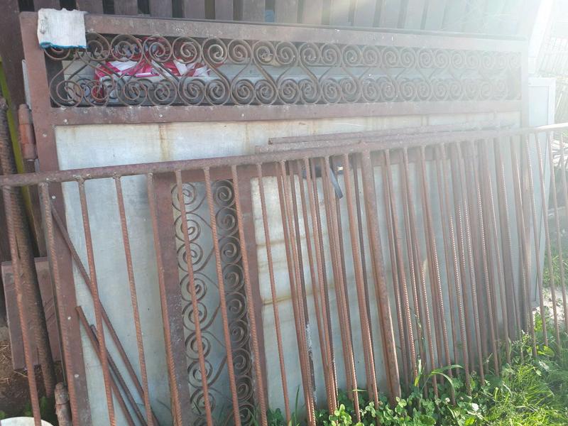 Вуличні Ворота Двері