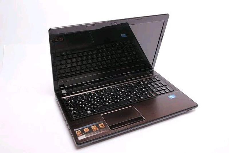 Рабочий ноутбук Lenovo G580