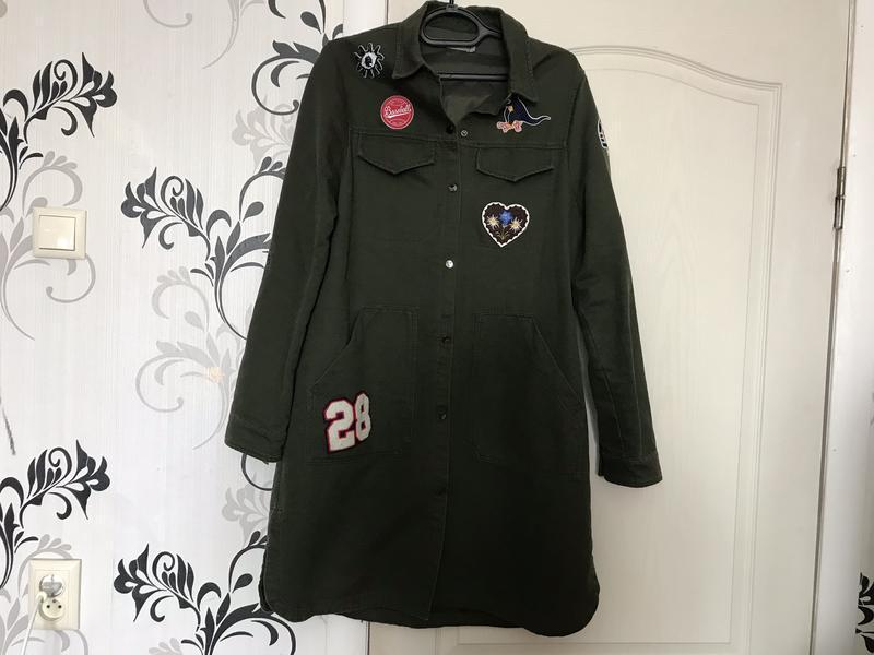 Пальто кардиган коттон 6ixty8ight 46p