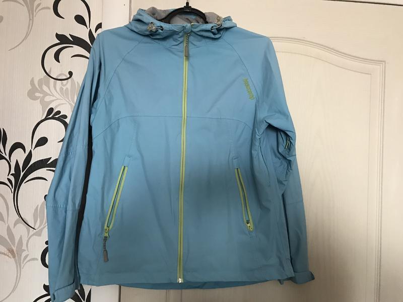 Куртка непромокашка basecamp 46-48
