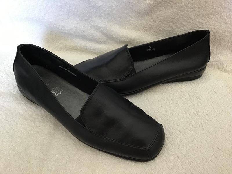 Туфли кожаные foot glove 41(7)p