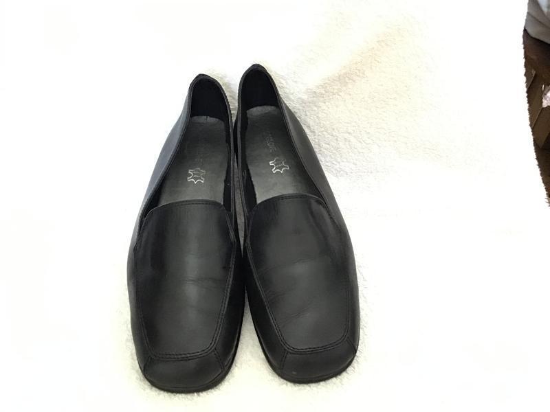 Туфли кожаные foot glove 41(7)p - Фото 3